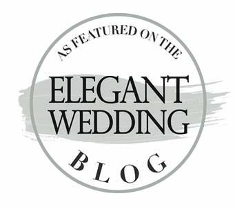 elegant wedding-grey