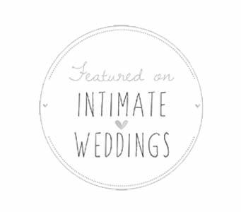 intimate weddings-grey